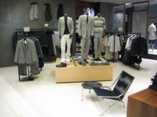 High End Retail Store Fixtures Racks Shelves - $100