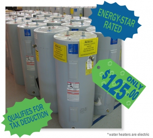 50 gallon electric water heater deals, review of advantages of using 50 gallon electric water heaters for your home, very energy efficient