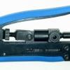 professional compression tool for coax connectors