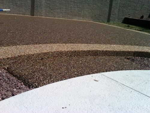 Epoxy Pebblestone Flooring Kits : Pebblestone pebble epoxy flooring kits in tempe az