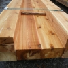 Cedar Lumber, Timbers Beams, Wood Planks, Boards