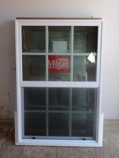 Milgard wood clad series fiberglass windows in acton ca for Milgard windows price list