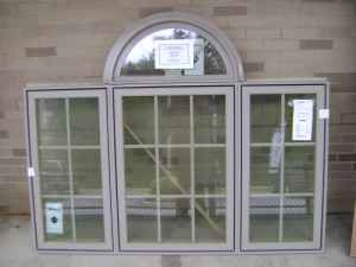 Marvin Integrity Round Top Window Assembly In Pittsburgh