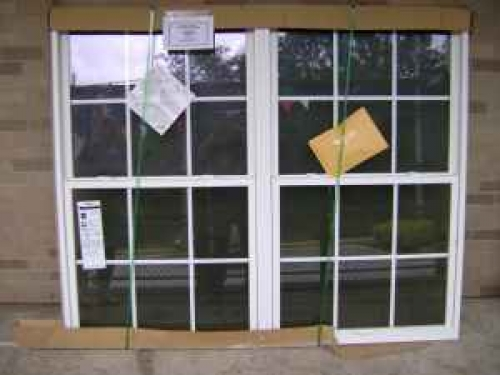 Marvin Integrity All Ultrex Double Hung Window In