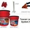 Tuscan Tile Spacer Leveling System Contractor Kit