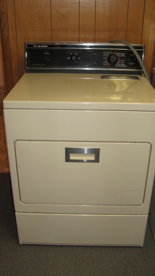 kitchenaid electric dryer in kalispell mt 59901