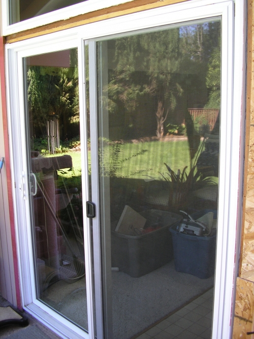 Wonderful Dual Pane High Efficiency Sliding Glass Doors In Davis CA