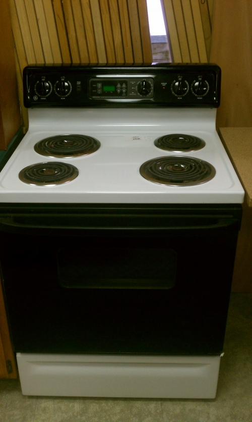 ge spectra gas stove manual