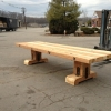 Custom Wood Cedar Picnic Tables, NY, NJ, CT