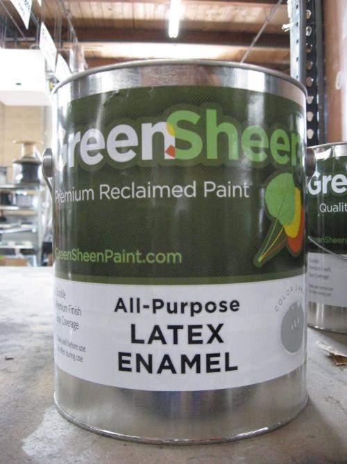 Greensheen Paint Colors