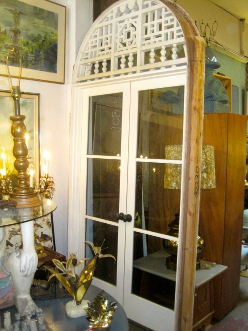 White french doors with intricate woodwork in los angeles for White french doors for sale