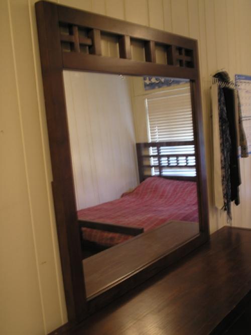 bed dresser mirror and bench bedroom set in denver co