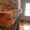 Fireplace Mantels, Rustic Mantles, Custom Reclaimed Mantels, NY, NJ, CT