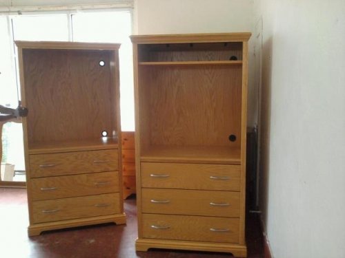 Wooden Tv Armoires Reduced In Kingsland Ga 31548