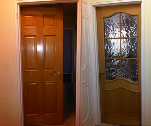 Solid Wood Solid Wood Interior Doors For Sale