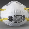 Particulate Respirator Masks for Sanding, Grinding, Sawing, Sweeping and Insulating.