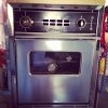 1955 Kenmore Gas Wall Oven